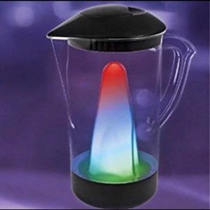 Incredible LED Light Show Pitcher